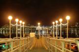 Boardwalk boat dock