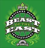Overkill - 2010 Beast of the East Sponsor