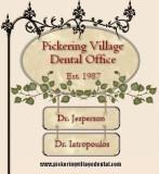 2010 Girls 15U Red Sponsor - Pickering Village Dental Office