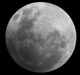 Penumbral Eclipse 24 April 2005