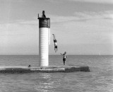 Port Dover Lighthouse Diving