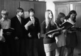 Choir Practice St James United