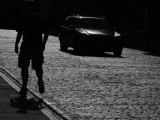 August 12  2008:  The Anonymous Pedestrian