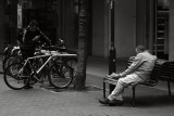 August 14  2008:  Street Lounging