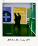 January 22 2010:  Photo Processing