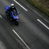 January 24 2010: Blue Bike