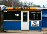 March 9 2010: Boss Lady's Cafe