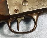Buffalo Rifle - Single Set Trigger Detail