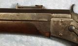Buffalo Rifle - Rear Barrel Sight Side View