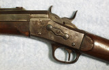 Buffalo Rifle - Receiver - Left Side View