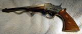 Hubalek Rolling Block Pistol
