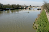 View from Twickenham Bridge.