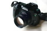 SMC Pentax-FA 1:1,8 77mm Limited