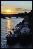 Sunset on the Quai