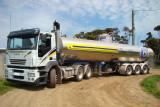 Iveco Milk Tanker