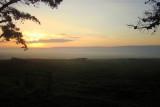 Sunrise at Togari
