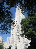 Pitt Cathedral of Learning -1