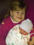 Addison Charlotte Fisher 1/12/2010