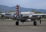 WWII B-25 Pacific Prowler at Boulder Airport