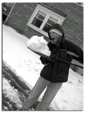 Snow Shovel Dan