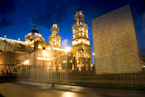 Morelia Cathedral Mexico