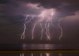 Isle Mujeres Lightning