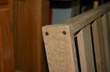 13 seat frame detail