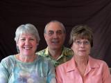 Jeannie, Gary and Faye
