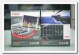 29Nov - My picture covers 2008 Canon calendar *
