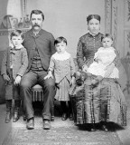 Ferdinand Christian Scharpf Family