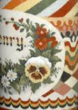 Sandbottle Floral Detail