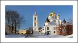 Dmitrov. Kremlin
