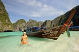 Thailand. Ko Phi Phi Leh. Maya bay