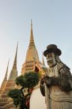 Thailand. Bangkok. Wat Po