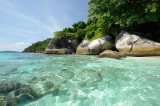 Thailand. Similan islands