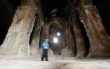Cappadocia. Cave church Selime