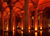 Istanbul. The Basilica Cistern