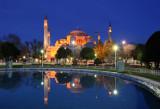 Istanbul. The Hagia Sophia