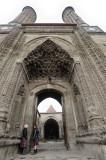 Erzurum. Cifte Minareli Medrese
