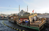 Istanbul. Fastfood