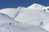 Kabardino-Balkaria. Elbrus Mount freeride