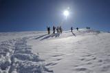 Russia. Caucasus. Kabardino-Balkaria republic. Elbrus ski resort