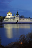 The city of Kostroma and Kostroma region