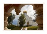 The town of Zvenigorod