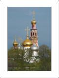 Moscow, Novo-Devichiy monastery
