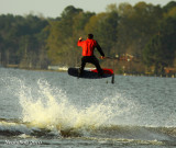 Wake Board Action