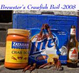 Brewsters's Crawfish Boil 2008