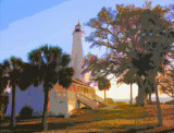 St Mark's Lighthouse, FL