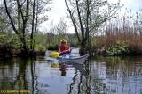 paddling at the UKC