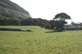 Knocknarea mountain and the Glencar Valley
